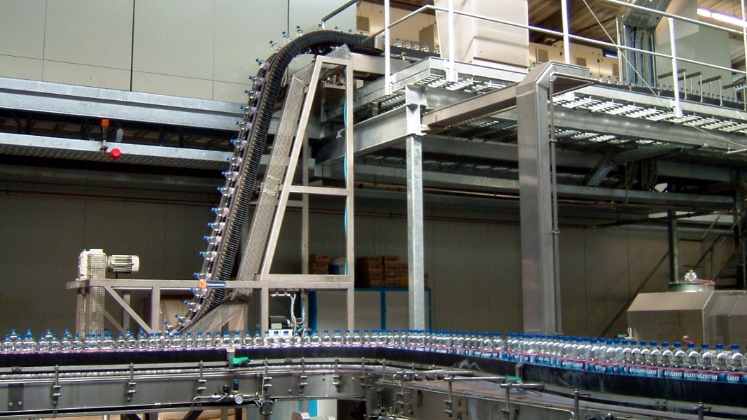Gripper conveyor